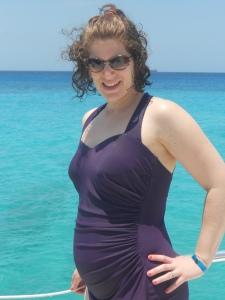 15 Weeks: April 17, 2013 (Jamaica, mon!)